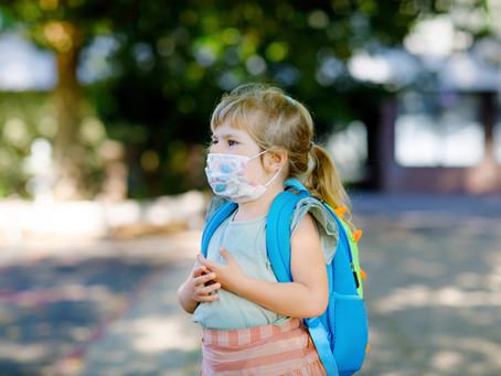 Countries failing pre-school children