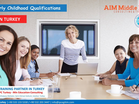 AIM Middle East signs up Training Partner in Turkey.