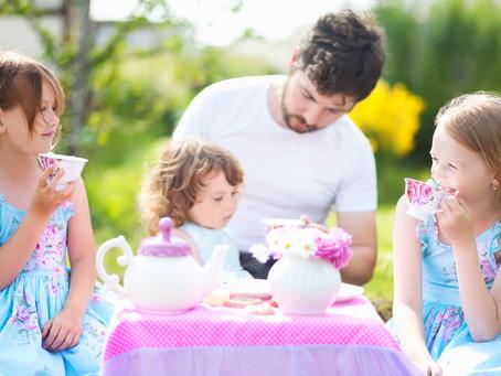 Preschoolers conform to fit in