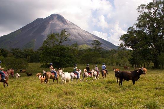 Poznávací zájezd na Kostariku Arenal