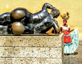 Poznávací zájezd do Kolumbie Cartagena