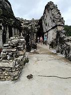 Palenque / Mexiko český průvodce / zájezd do Tikalu