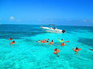 Contoy snorkel