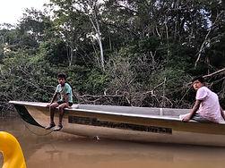 Poznávací zájezd Ekvádor Cuyabeno Amazonie