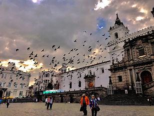 Poznávací zájezd Ekvádor Quito