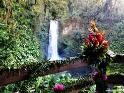 La Paz cascada Ranatours