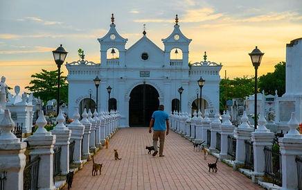 Poznávací zájezd do Kolumbie Mompox