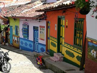 Zájezdy do Kolumbie