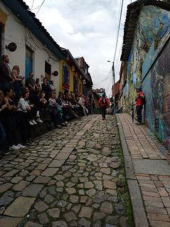 Poznávací zájezd do Kolumbie Bogota