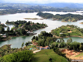 Excursión a Guatapé desde Medellín