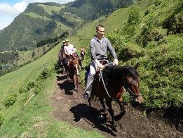 Poznávací zájezd Kolumbie Valle de Cocora