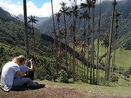 Poznávací zájezd Kolumbie Valle del Coco
