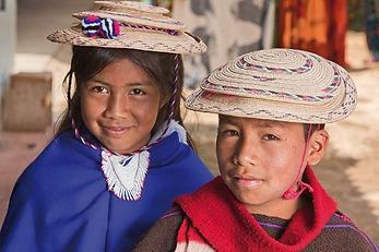 Poznávací zájezdy do Kolumbie Silvia