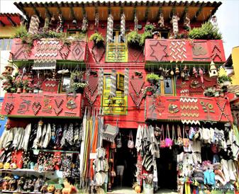 Kolumbie zájezdy, zájezdy do Kolumbie, Ráquira