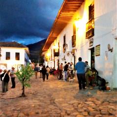 Poznávací zájezdy do Kolumbie Villa de Leyva