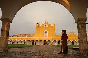 Izamal - Convento de San Antonio de Padu