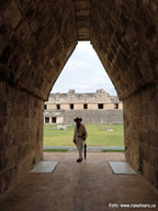 Poznávací zájezd Mexiko Uxmal