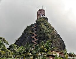 Poznávací zájezd do Kolumbie Guatapé
