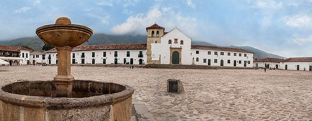 Poznávací zájezd do Kolumbie Villa de Le