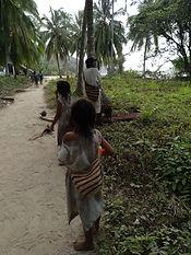 Poznávací zájezd do Kolumbie NP Tayrona