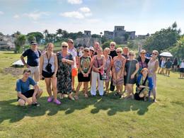 Výlet Tulum, Coba s českým průvodcem