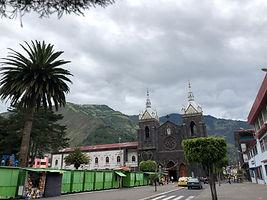 Poznávací zájezd Ekvádor Baňos
