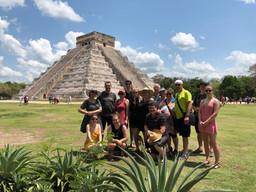 VIAJES A MÉXICO RANA TOURS CHICHEN ITZÁ