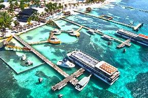 výlet na isla Mujeres