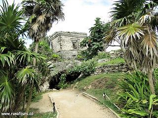 Výlet Tulum a pyramidy v Coba