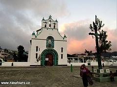 Poznávací zájezd Mexiko San Juan Chamula