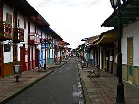 Poznávací zájezdy do Kolumbie Salento