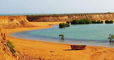 Poznávací zájezd do Kolumbie poušť Guajira