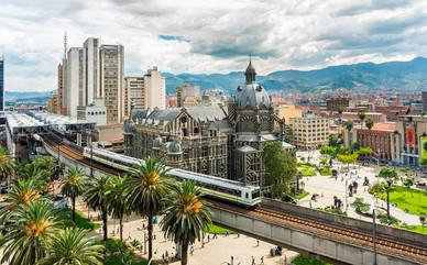Kolumbie Medellín výlety