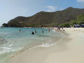 Poznávací zájezd do Kolumbie Tayrona Playa Cristal