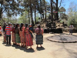 Guatemala Poznávací Zájezd Iximché