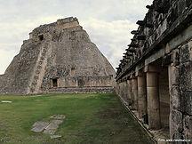 Bellezas de Yucatan, Uxmal e Isla Mujeres