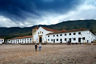 Poznávací zájezd Kolumbie Villa de Leyva