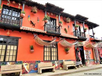 Paquetes turísticos desde Bogotá Ráquira