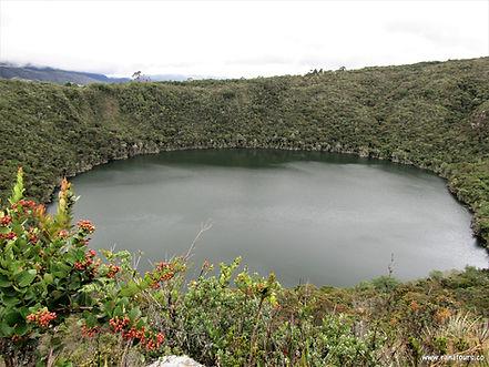 Excursión a Guatavita Laguna El Dorado