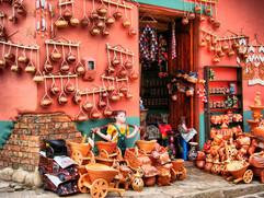 Poznávací zájezdy do Kolumbie Raquira