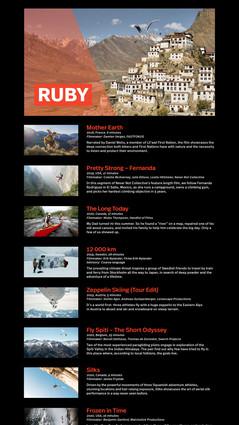 Film Program: Ruby