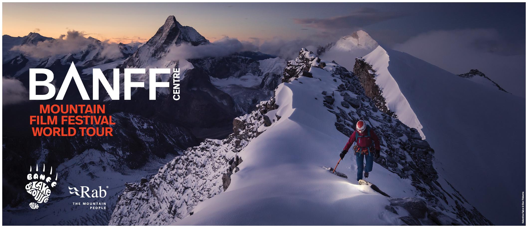 Lost Lake Festival 2020.Banff Mountain Film Festival Connecticut 2020