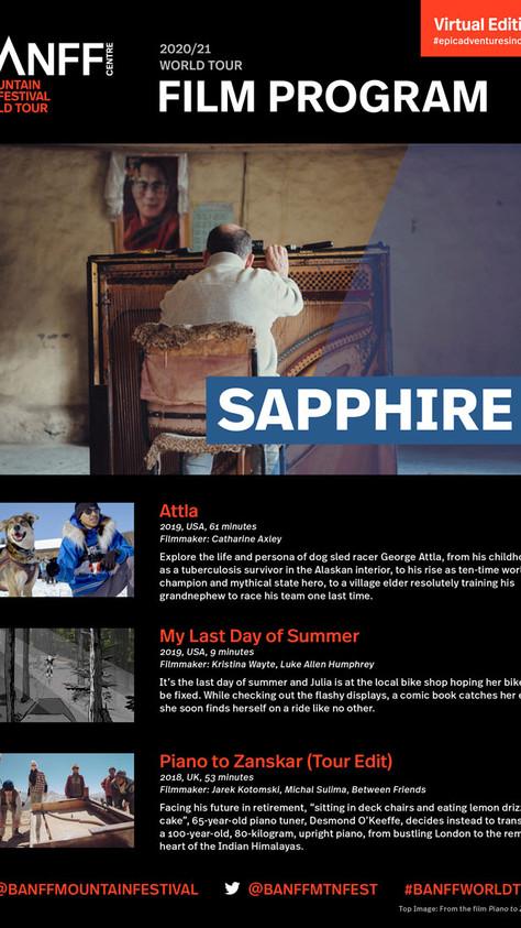 Film Program: Sapphire