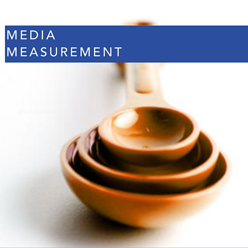 Using Media Measurement to build effective campaigns