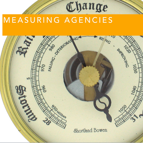 Measuring Agencies
