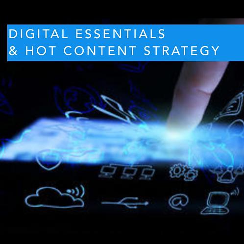 Digital Marketing Essentials & Content Strategy