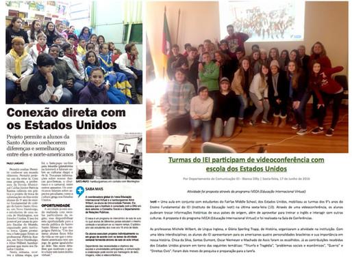 Brazilian Schools Making History in their Communities