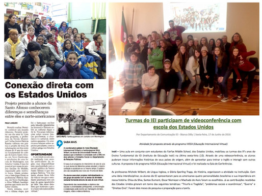 Brazilian Schools Making History in their Communities