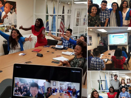 [IVECA 2018 Global Youth Virtual Roundtable – Summer] YOUTH: Vital Actors in Multilateralism and EGC