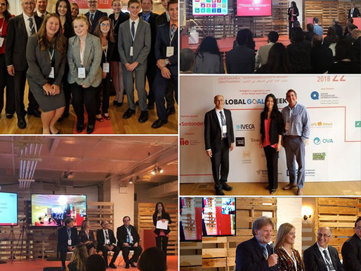 The World Innovation Summit for Education in New York
